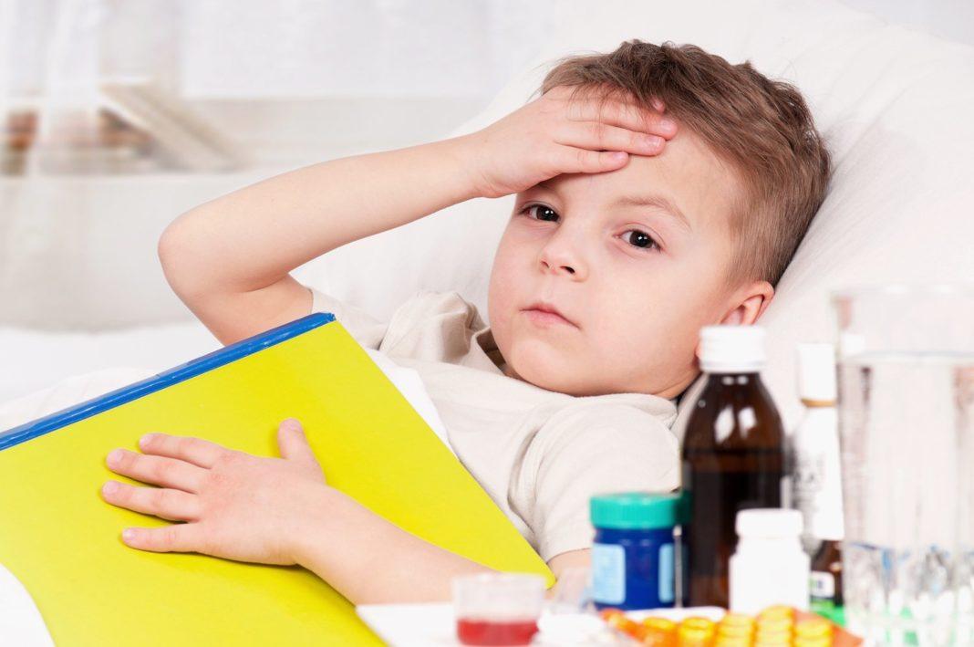 Причины острого бронхита у детей