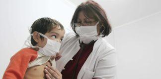 Острая пневмония у детей раннего возраста