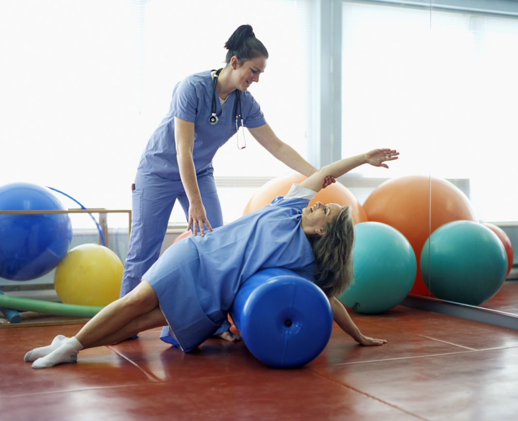 Упражнения при обострении