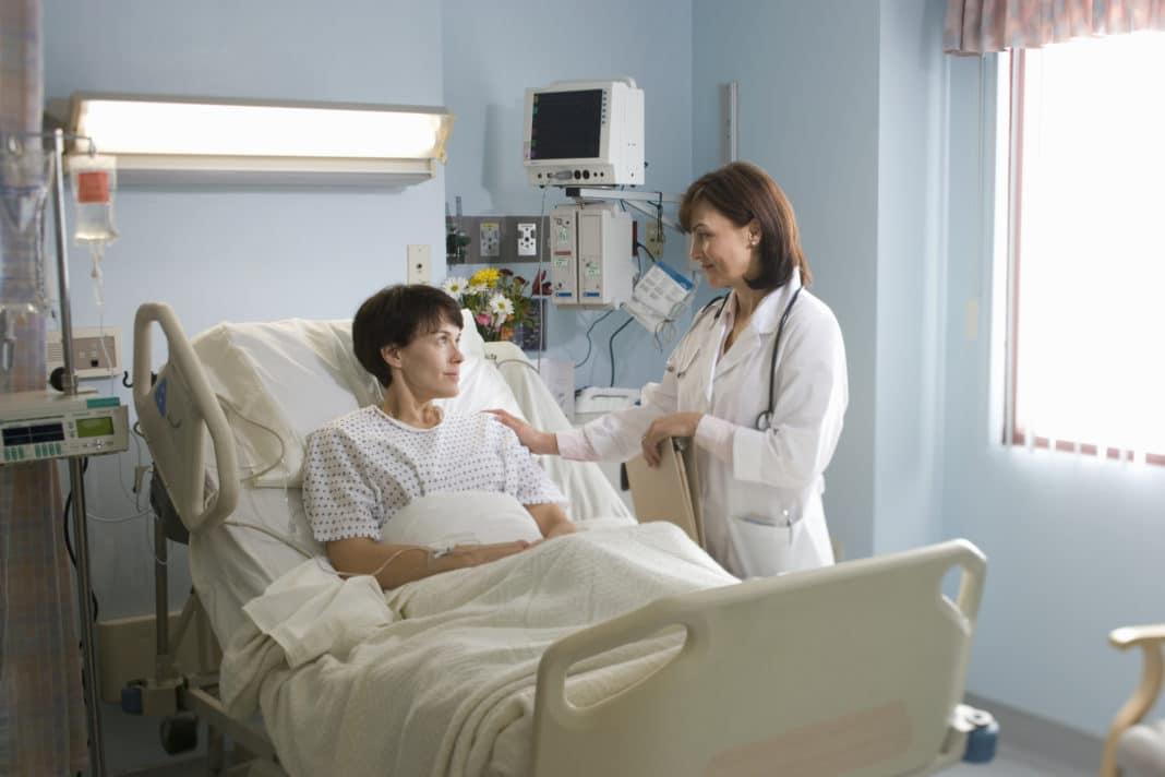 Терапия внебольничной пневмонии в стационаре