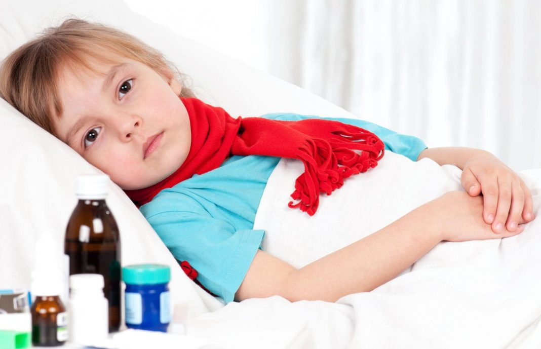 Бронхит с астматическим компонентом у детей