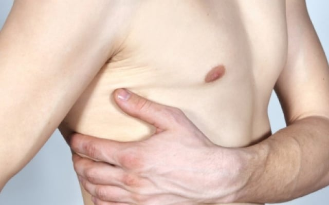 боль при воспалении легких