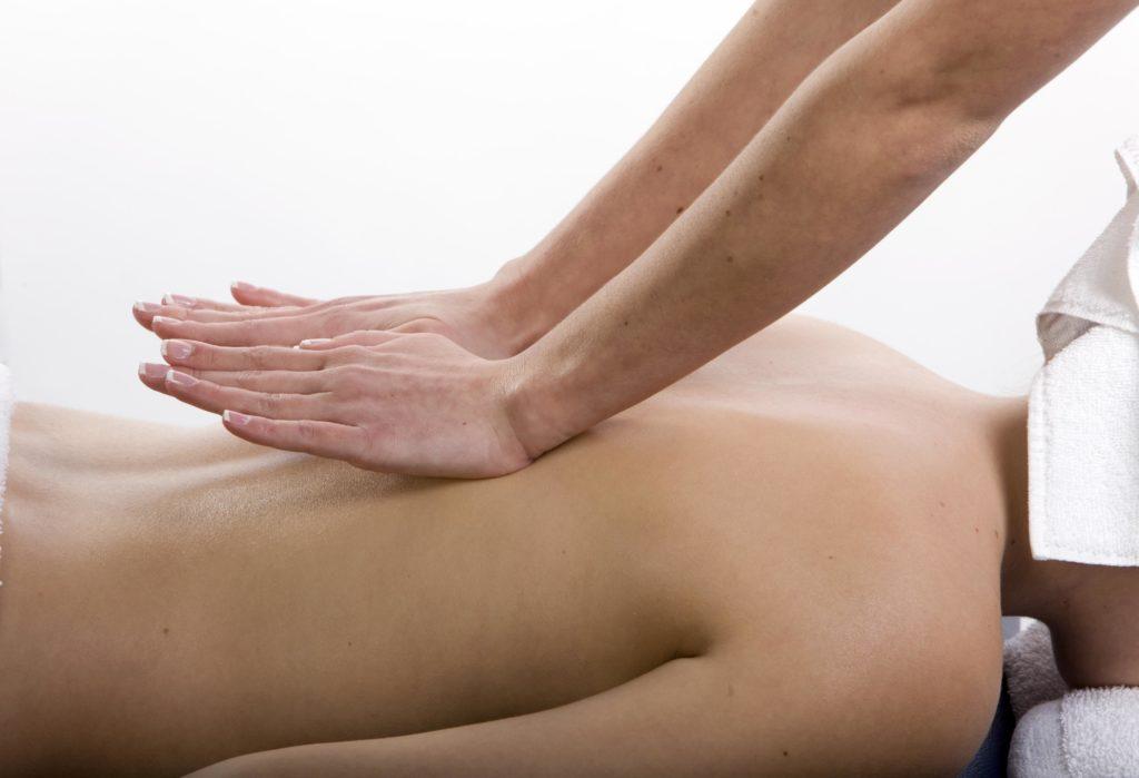Сегментный массаж