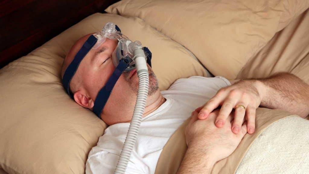 Использование кислородной подушки