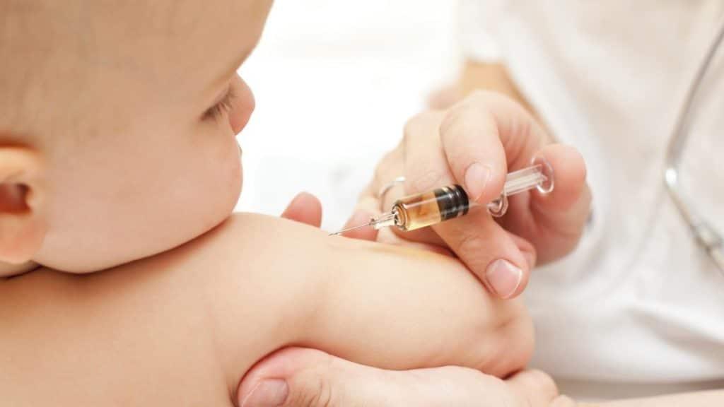 Противотуберкулёзная вакцинация ребёнка на раннем этапе жизни