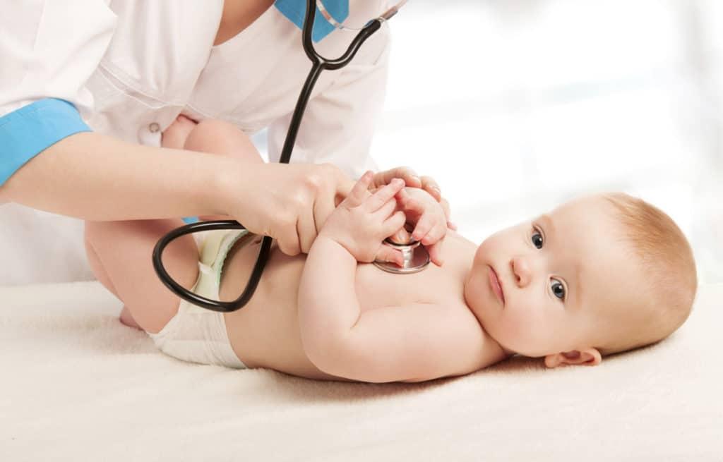 Диагностические исследования у новорожденных детей