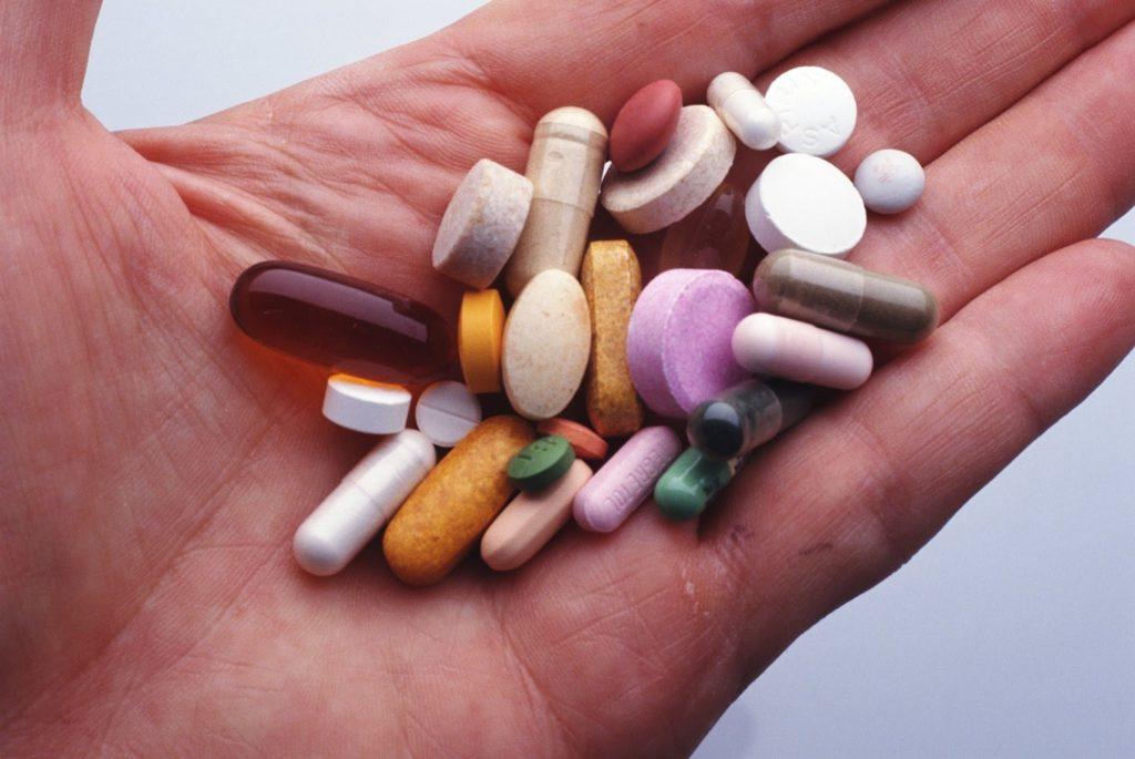 Этиотропное лечение препаратами