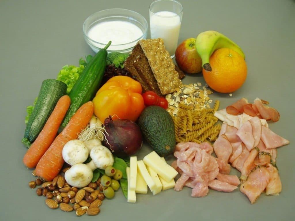 Правильное питание при заболевании