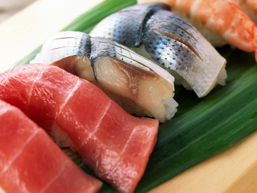 Витамин D содержится в морской рыбе