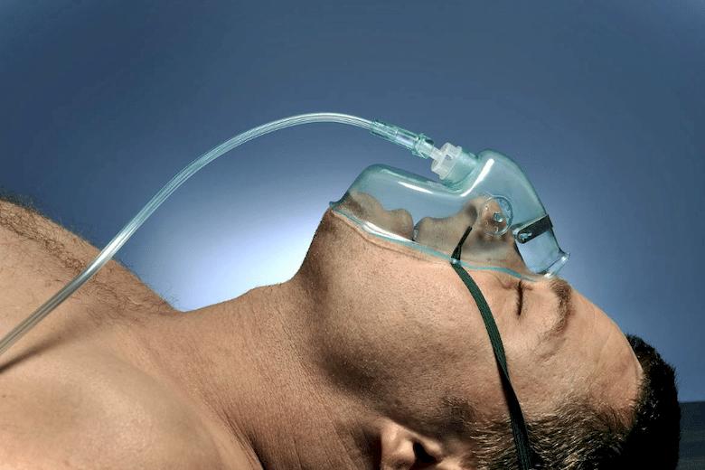 кислородные ингаляции