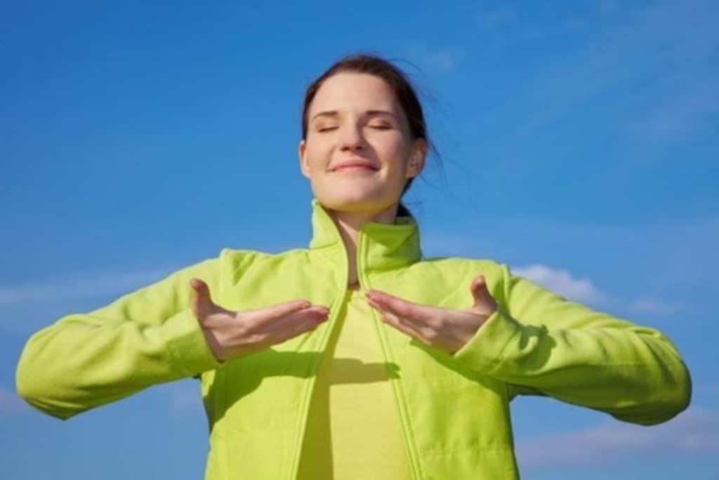 Дыхательная гимнастика усиливает выносливость легких