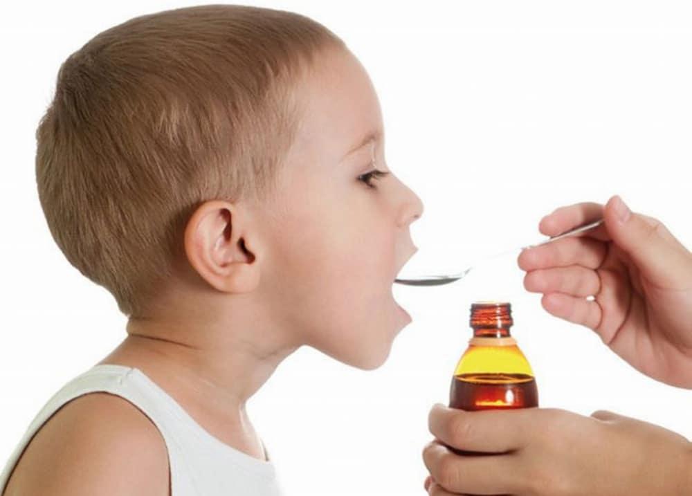 Хороший эффективный сироп от влажного кашля для детей