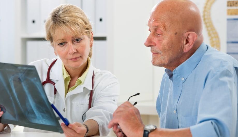 Диагностика плеврита у пожилых людей