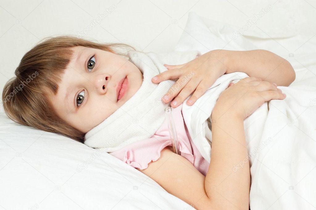 компресс от кашля ребенку