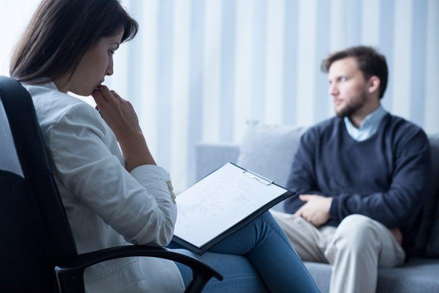 психотерапевт