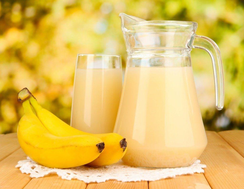 целебный банан