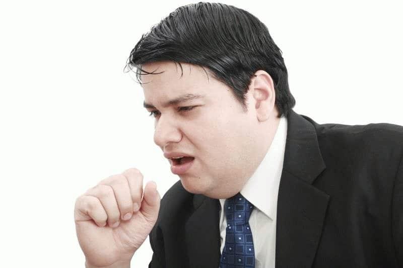 нервный кашель