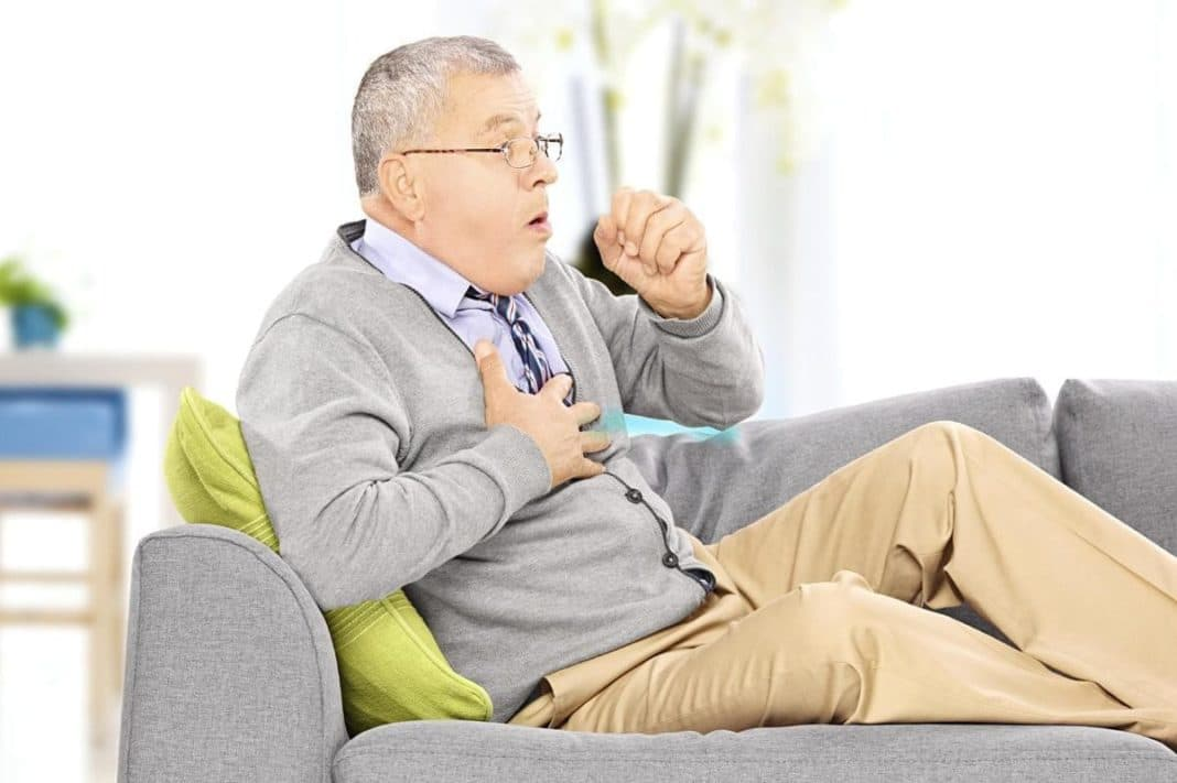 Склероз легких