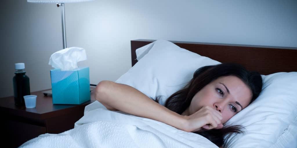 Если кашель не откашливается первопричиной кашля может быть гайморит