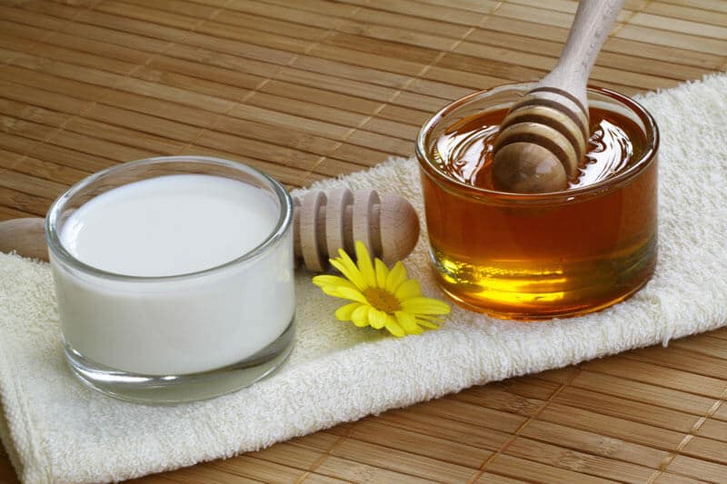 Средство от кашля молоко мед
