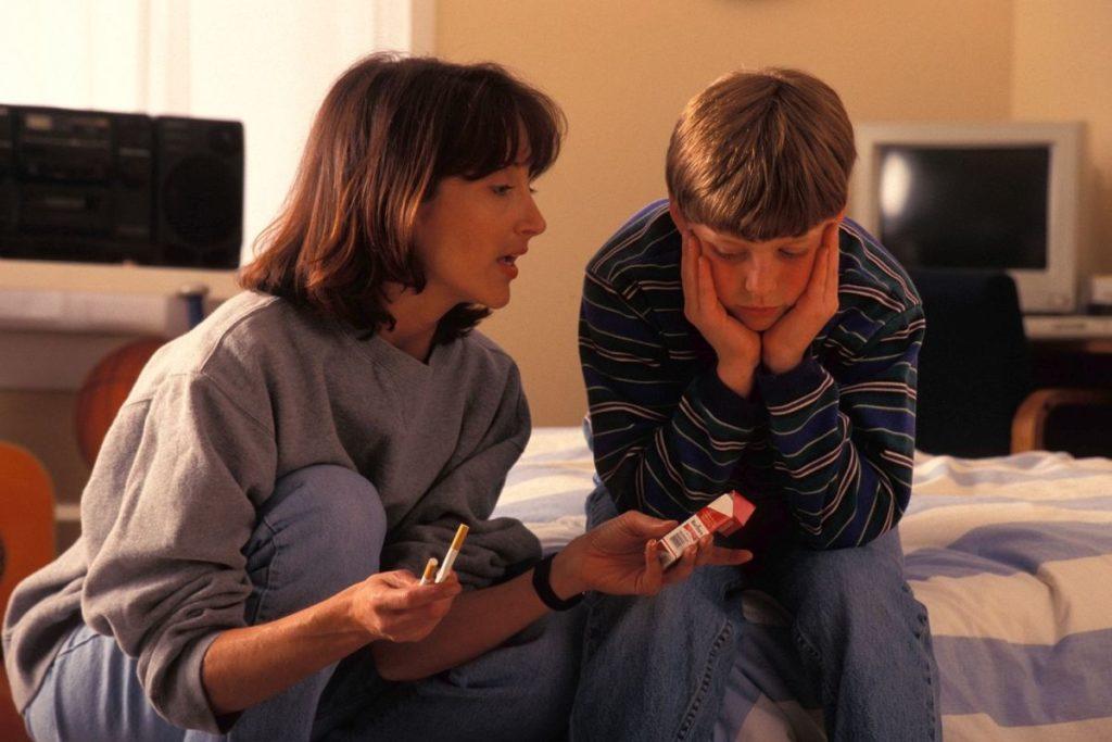 5 способов отучить ребенка от курения