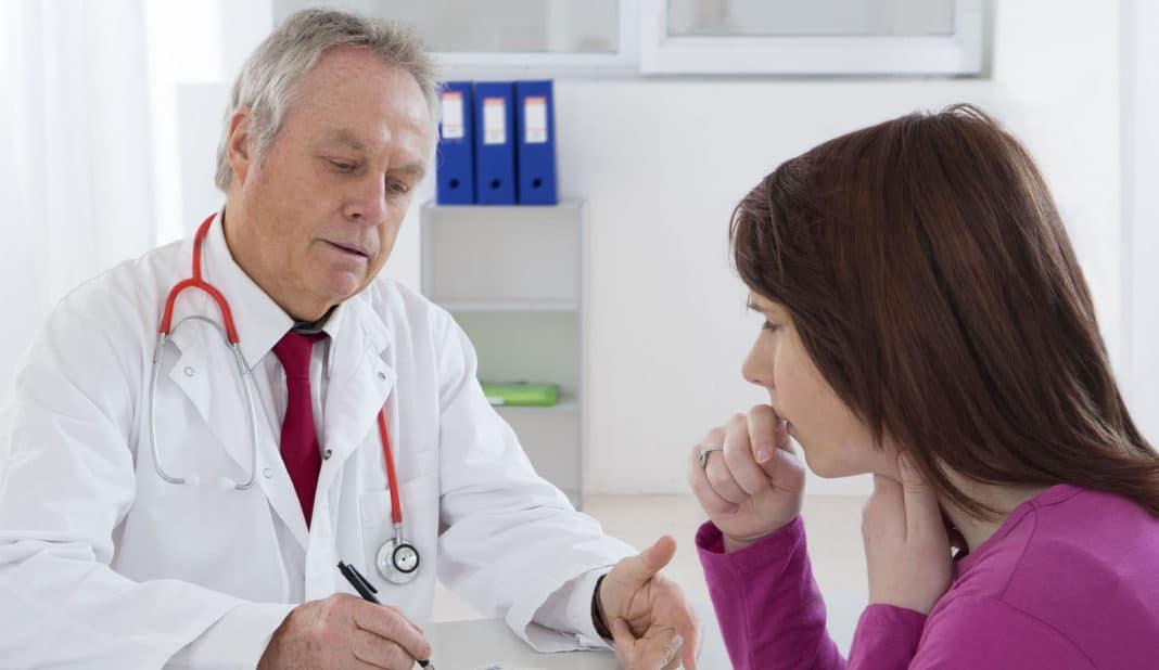 По кашлю можно определить болезнь