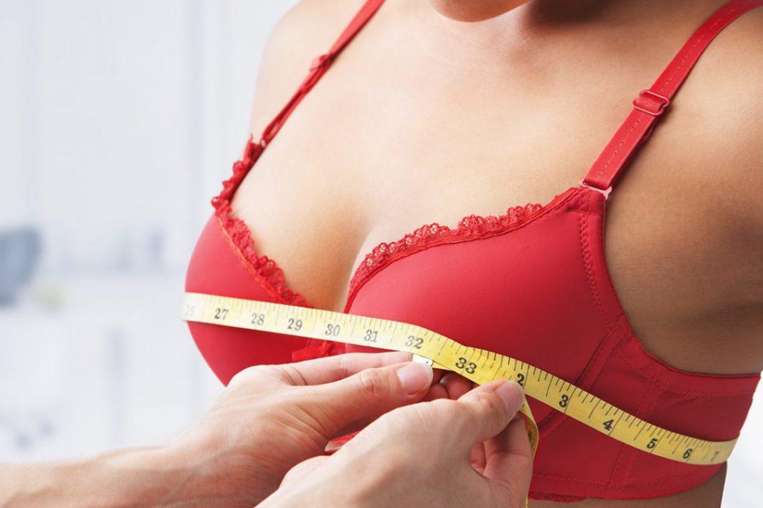 Измерение окружности грудной клетки