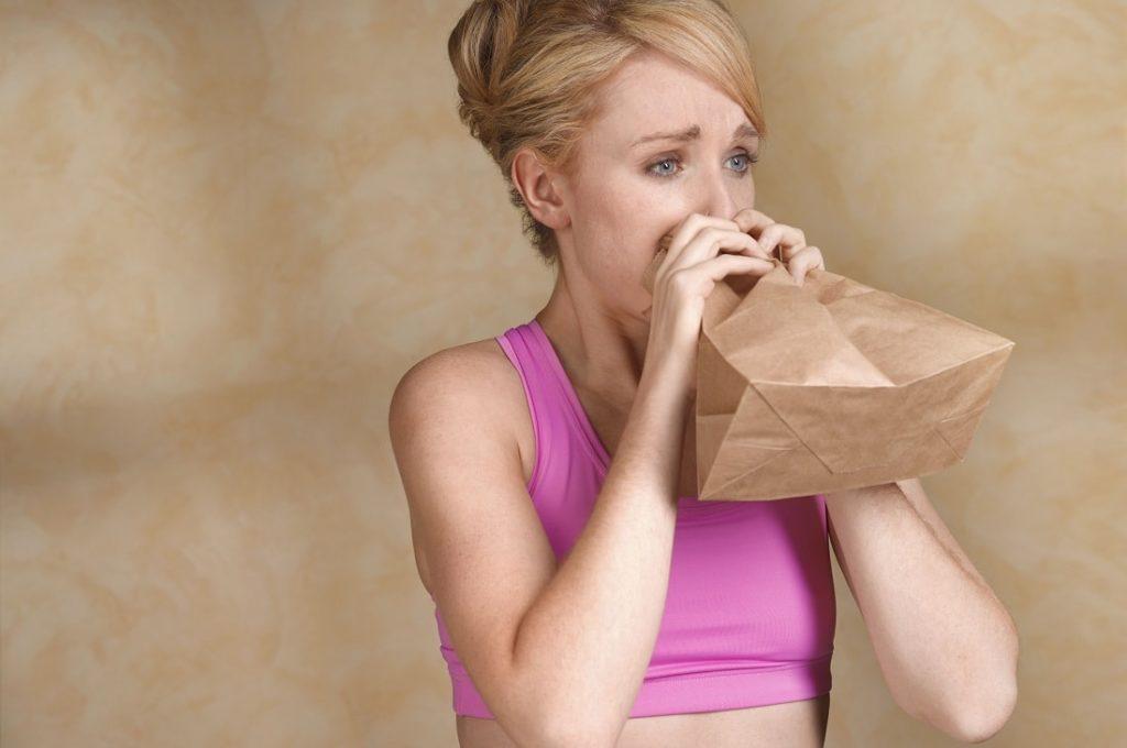 Упражнения для дыхания во время панических атак