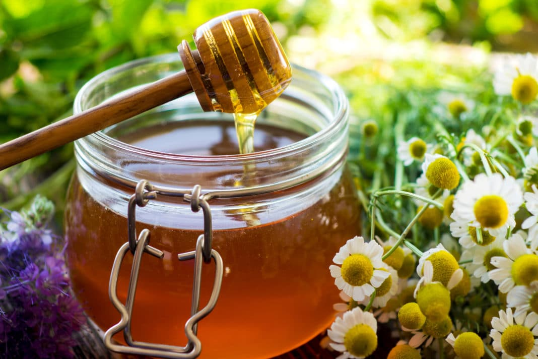 Какой мед от кашля