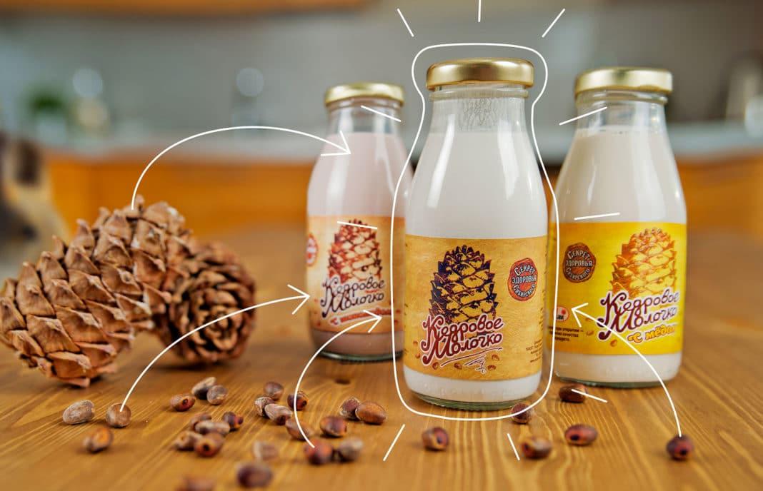 Кедровая шишка в молоке: одно из лучших средств от кашля
