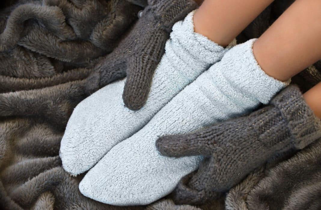 Что делать, если всегда мёрзнут руки и ноги?