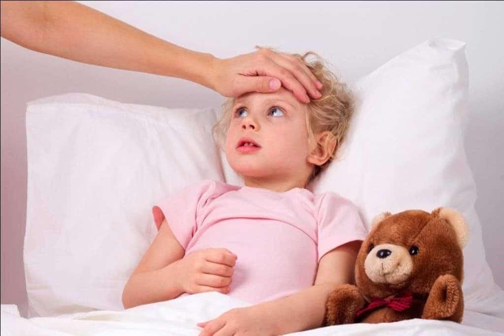 головная боль и высокая температура