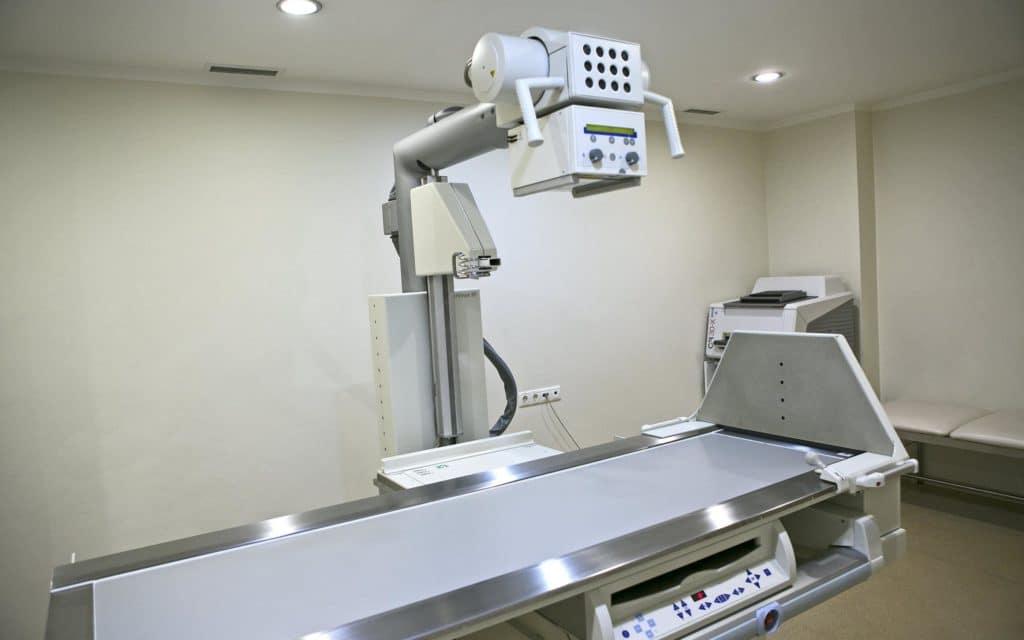 Аденоиды рентген