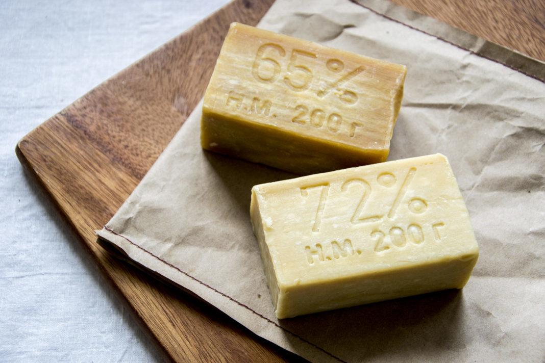 Хозяйственное мыло от гайморита