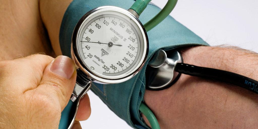 Стремительное снижение артериального давления