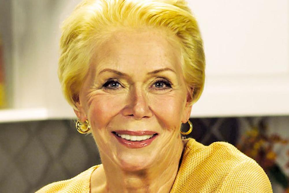 психолог Луиза Хей