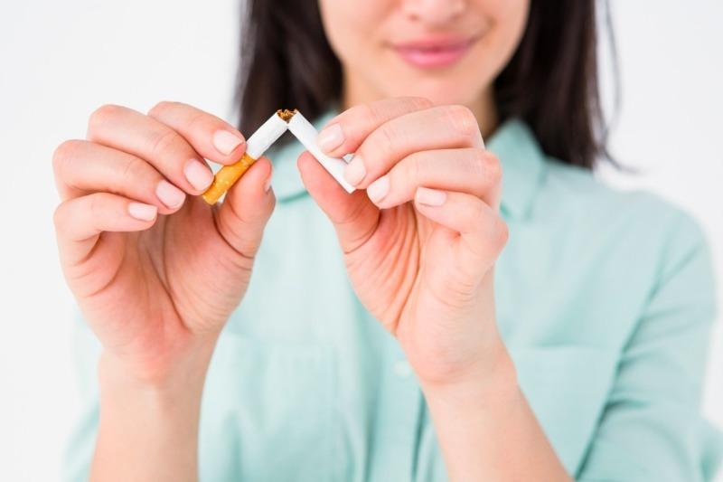 Дыхательное упражнение, с которым будет проще побороть тягу к сигаретам