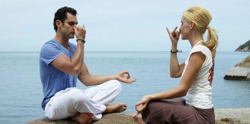 Если нужны силы и активность, то стоит подышать пару минут правой ноздрей