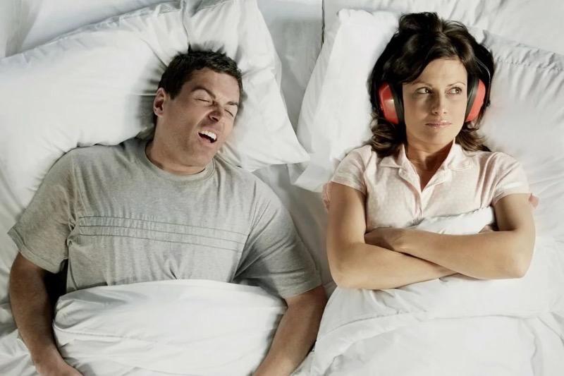 Муж делает 3 упражнения от храпа – наконец-то в нашем доме ночью тихо