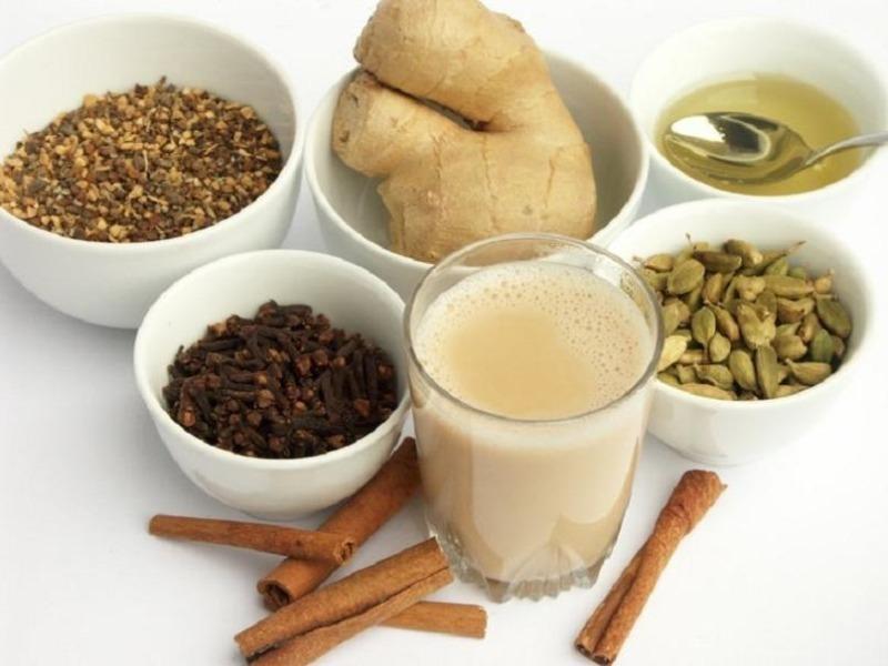 Постоянно готовлю индийский чай масала, ведь после него так легко дышится