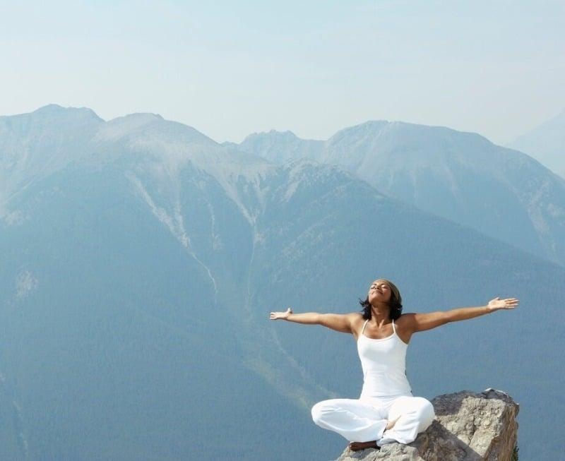 Почему в горах так легко дышится, хотя там мало кислорода