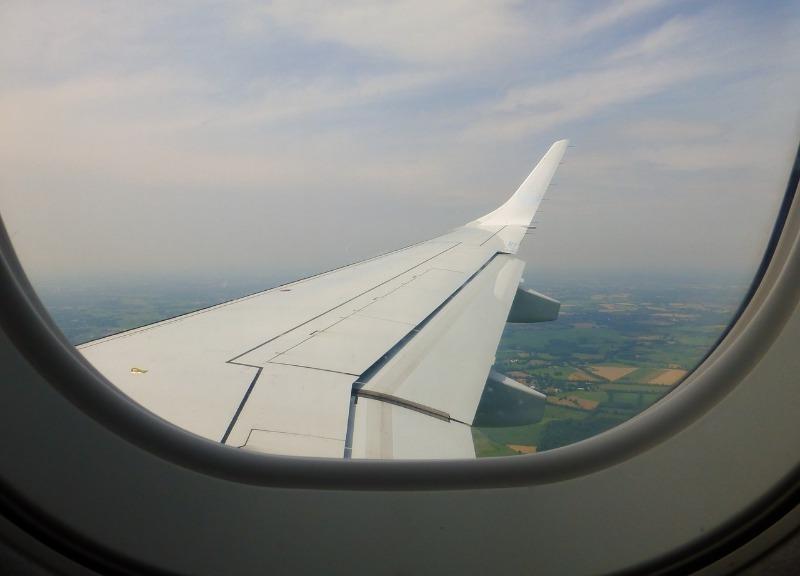 Что происходит с нашими легкими и бронхами во время полета на самолете