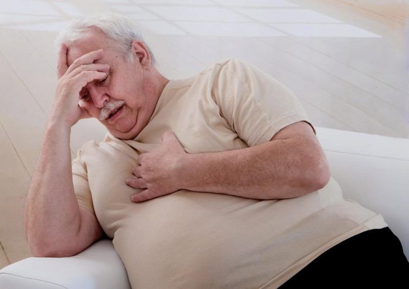 5 проблем с дыханием у крупных людей