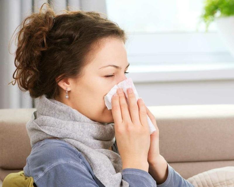 Начался насморк - причина может быть вовсе не в простуде