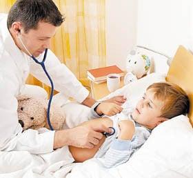 аускультация легких у ребенка