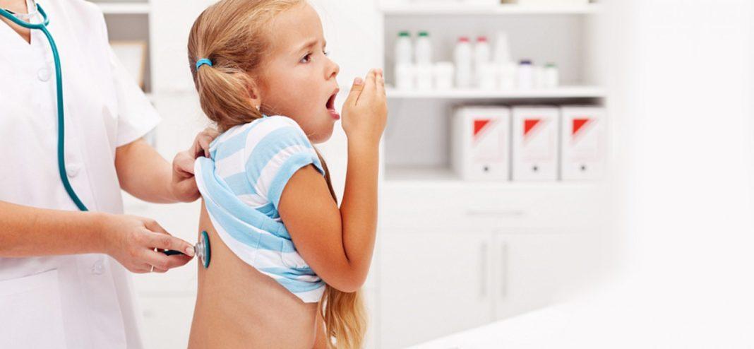 Острая деструктивная пневмония у детей