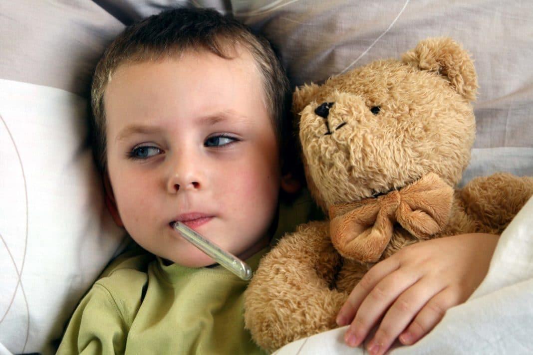 Рецидивирующий бронхит у детей