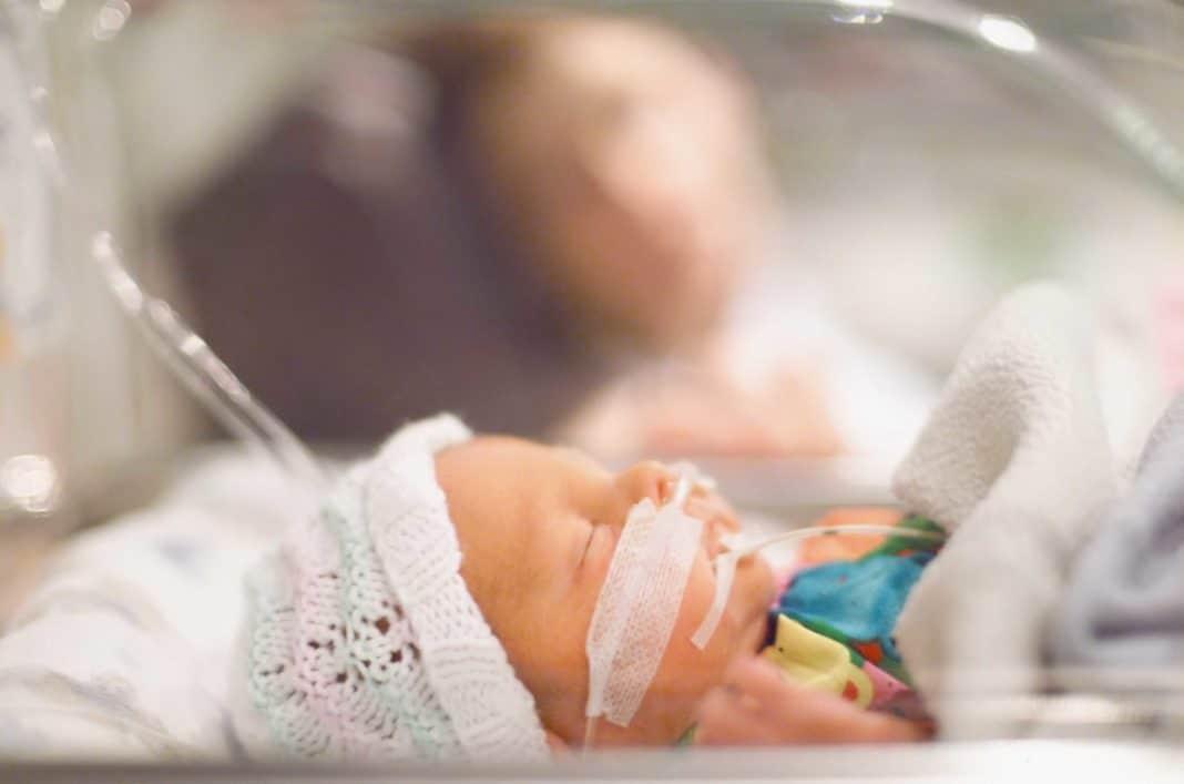 Врожденная пневмония у новорожденных лечение