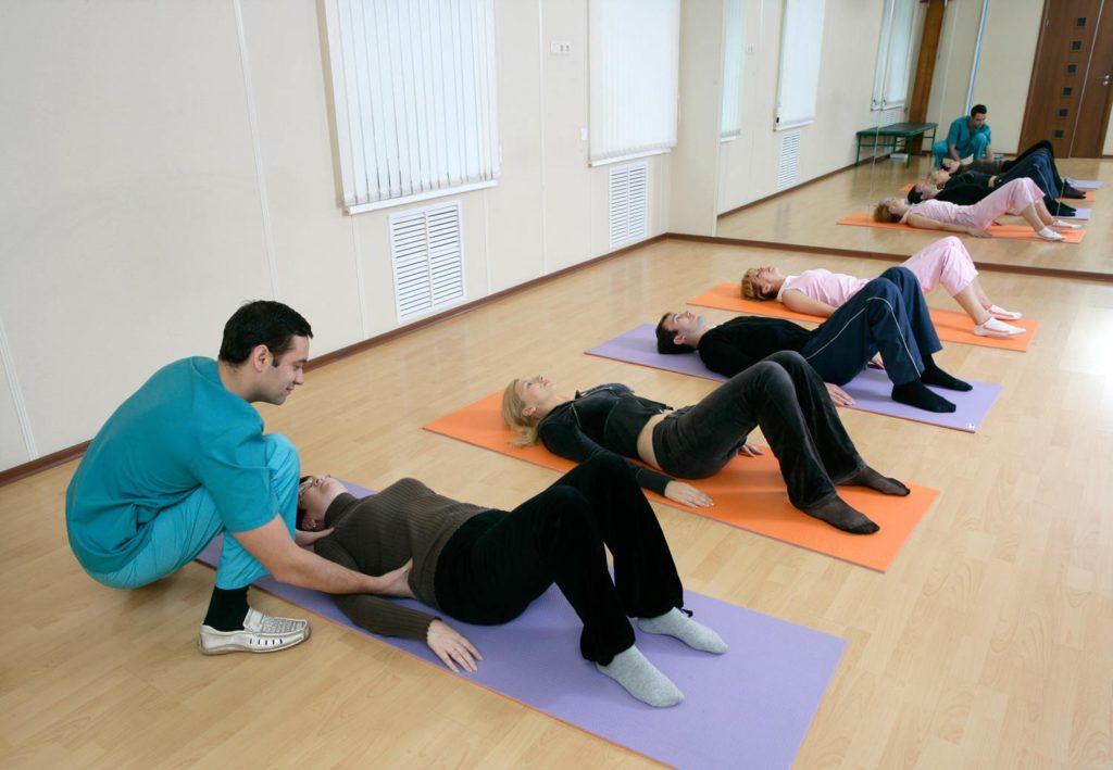 Физическая реабилитация для поясничного остеохондроза