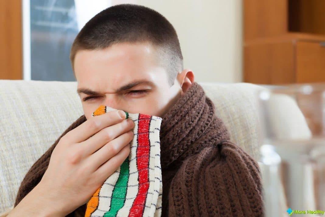 Первые признаки пневмонии